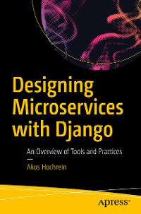 Cover Designing Microservices with Django