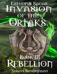 Cover Invasion of the Ortaks:  Book 3 Rebellion