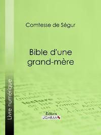 Cover Bible d'une grand-mère