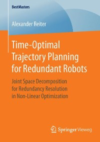 Cover Time-Optimal Trajectory Planning for Redundant Robots