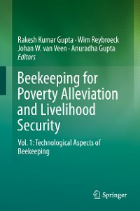 Cover Beekeeping for Poverty Alleviation and Livelihood Security