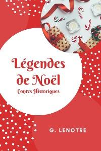 Cover Légendes de Noël
