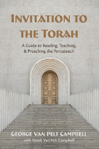 Cover Invitation to the Torah