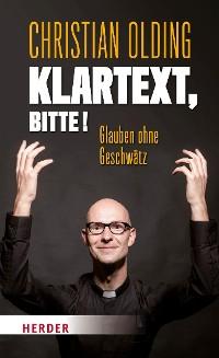 Cover Klartext, bitte!