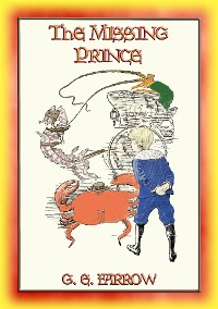 Cover THE MISSING PRINCE - The Adventures of Boy in the land of Zum