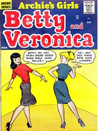Cover Archie's Girls: Betty & Veronica (1950), Issue 41