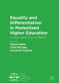 Cover Equality and Differentiation in Marketised Higher Education