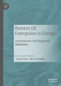 Cover Russian Oil Enterprises in Europe