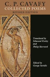 Cover C.P. Cavafy