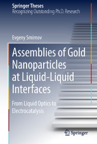 Cover Assemblies of Gold Nanoparticles at Liquid-Liquid Interfaces