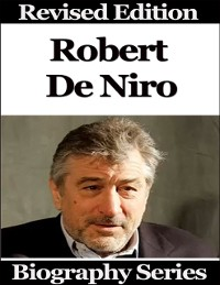 Cover Robert De Niro - Biography Series
