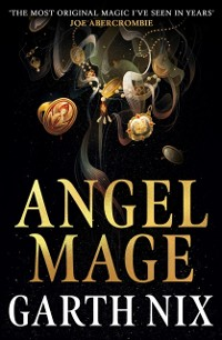 Cover Angel Mage