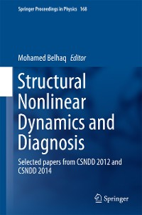 Cover Structural Nonlinear Dynamics and Diagnosis