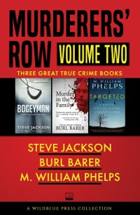 Cover Murderers' Row Volume Two