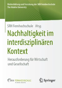 Cover Nachhaltigkeit im interdisziplinären Kontext