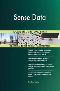 Cover Sense Data A Complete Guide - 2020 Edition