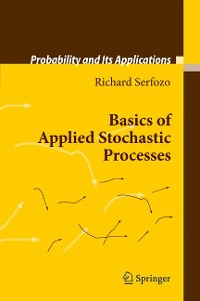 Cover Basics of Applied Stochastic Processes
