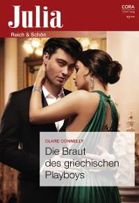 Cover Die Braut des griechischen Playboys