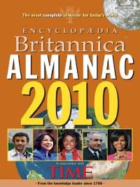 Cover 2010 Almanac