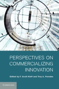 Cover Perspectives on Commercializing Innovation