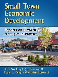 Cover Small Town Economic Development