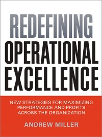 Cover Redefining Operational Excellence