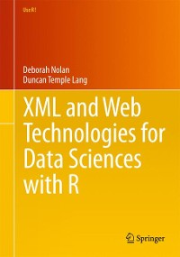 Cover XML and Web Technologies for Data Sciences with R