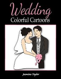Cover Wedding Colorful Cartoons
