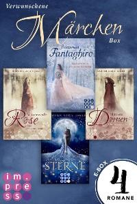 Cover Verwunschene Märchen-Box: Vier Märchen-Romane von Jennifer Alice Jager in einer E-Box!