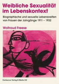 Cover Weibliche Sexualitat im Lebenskontext