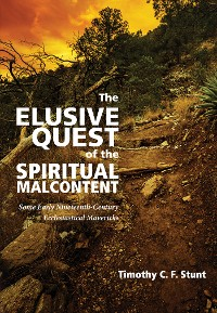 Cover The Elusive Quest of the Spiritual Malcontent