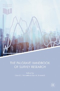 Cover The Palgrave Handbook of Survey Research