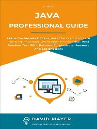 Cover Java Professional Guide