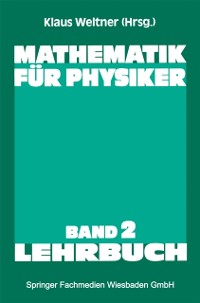 Cover Mathematik fur Physiker