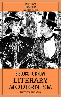 Cover 3 books to know Literary Modernism
