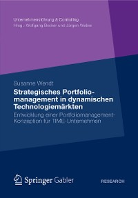 Cover Strategisches Portfoliomanagement in dynamischen Technologiemärkten