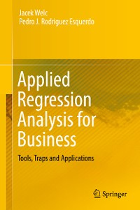 Cover Applied Regression Analysis for Business
