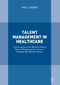 Cover Talent Management in Healthcare