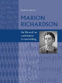 Cover Marion Richardson