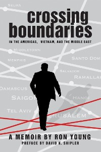 Cover Crossing Boundaries in the Americas, Vietnam, and the Middle East