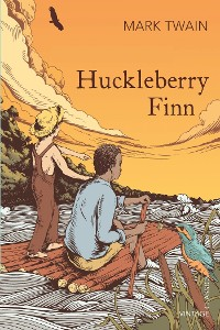 Cover Huckleberry Finn (Translated)
