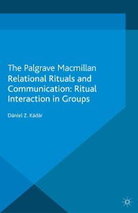 Cover Relational Rituals and Communication