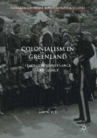 Cover Colonialism in Greenland