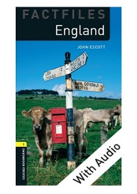 Cover England - With Audio Level 1 Factfiles Oxford Bookworms Library
