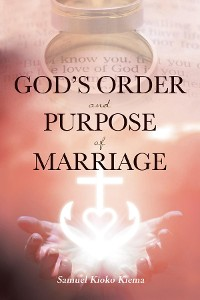 Cover God's Order and Purpose of Marriage