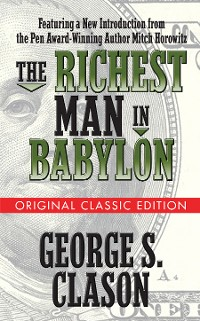 Cover The Richest Man in Babylon  (Original Classic Edition)