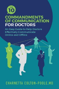 Cover The 10 Commandments of Communication for Doctors