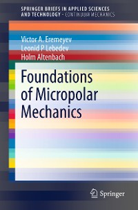 Cover Foundations of Micropolar Mechanics