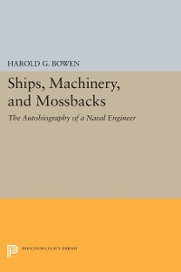Cover Ships, Machinery and Mossback
