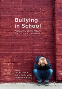 Cover Bullying in School